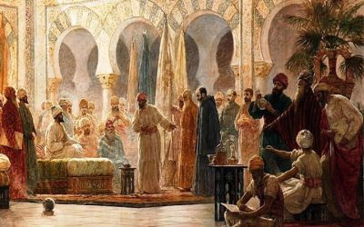 Hasday Ibn Shaprut: the Prince of the Jews of Al-Andalus